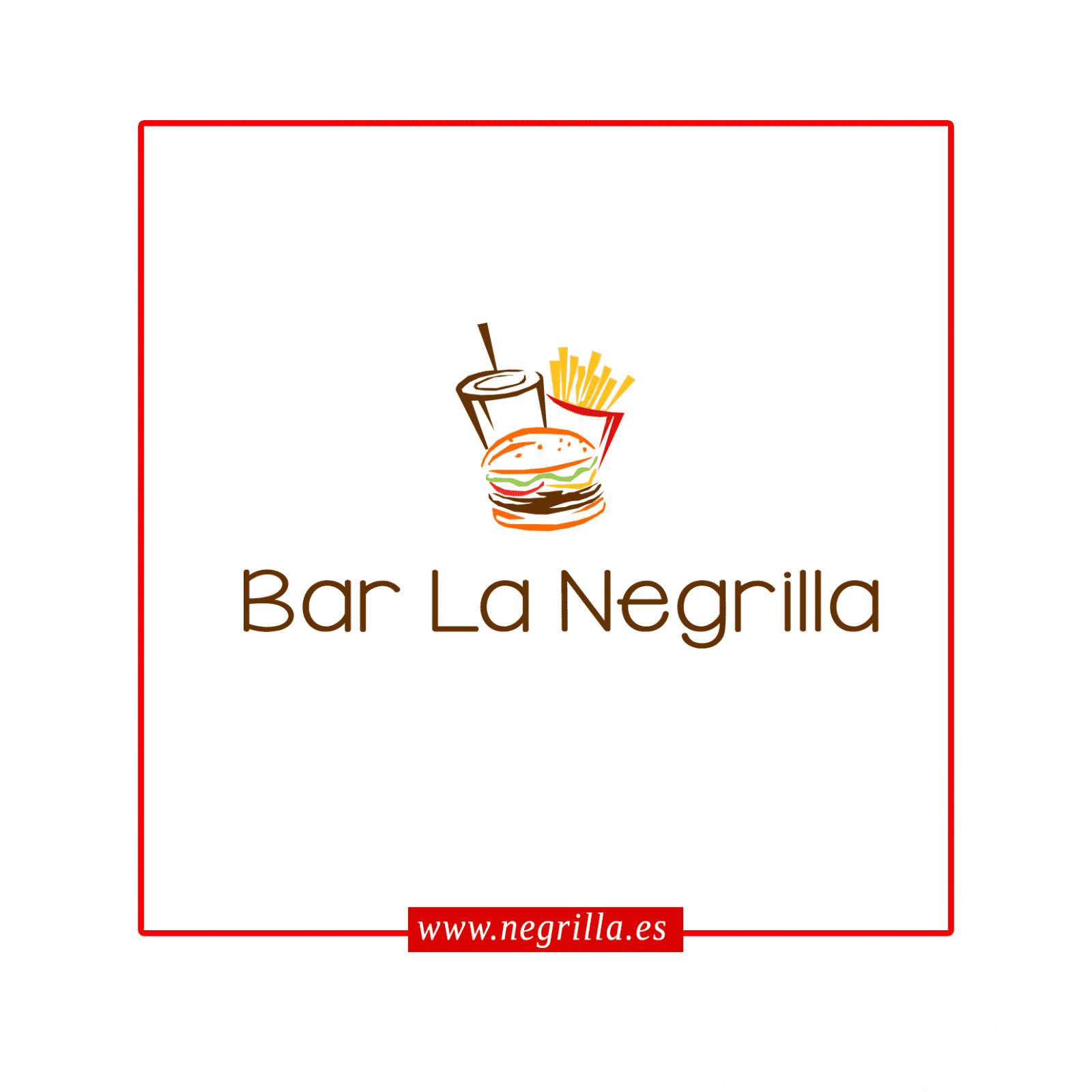 logo Negrilla
